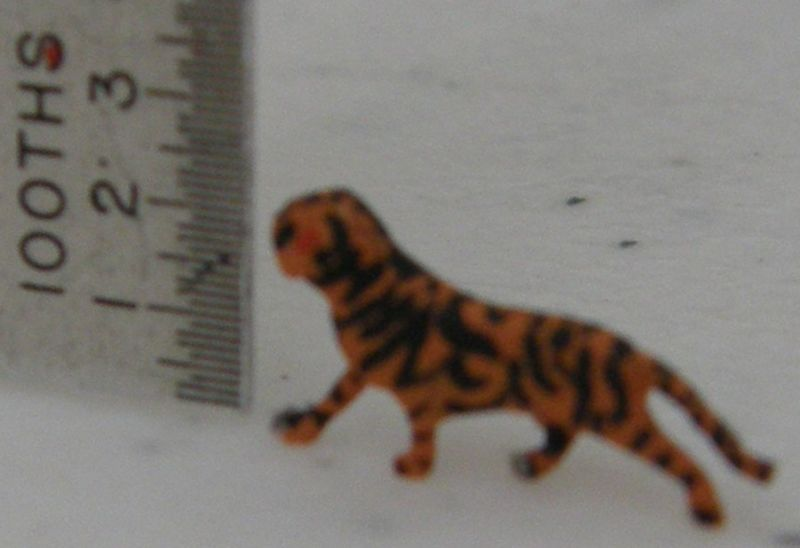 Z Scales Bengal Tiger