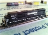 Norfolk Southern SD70M