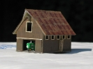 Brand New Small Barn by BAZ Models