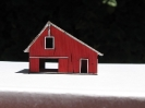 Horse Tack Barn New from BAZ Models
