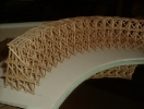 Small Curved Trestle