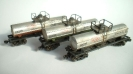Finished Tank cars
