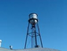 Actual Water Tower Modeled After