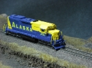 Alaska Railroad GP35u