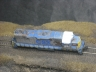 The Wreck: GP38-2 of CSX