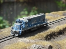 New: GP15-1 in Conrail