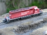 Super detailed CP SD40-2