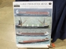 Lake Freighter Minis paper ship models