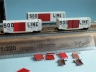 Test Soo Line boxcars