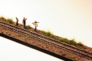 Code 25 three-foot narrow-gauge Z scale track