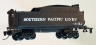 Marklin Mikado/Pacific Tender Converted to MTL trucks and couplers