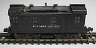 RF-modell kit OLD TIME Diesel Locomotive