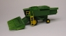 Corn Harvester in Z scale