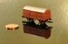 V23 Cattle Wagon Scratch build / Verschlagwagen V23 Hamburg Selbstbau Spur-Z