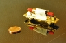 VT708 Scratch build Motor Coach Z-Scale / Triebwagen Selbstbau Spur-Z