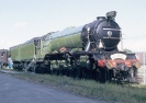 Flying Scotsman 4472 in America