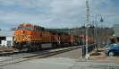 BNSF 4672  at Flagstaff