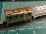 Boxcab Diesel Electric GE Inersoll Rand Construction CNJ #1000